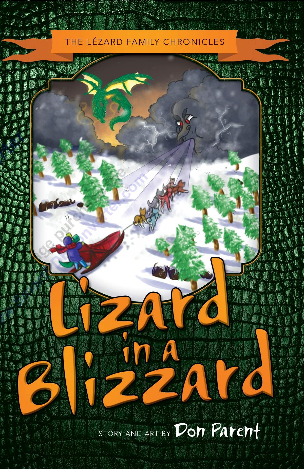 Lizard Chronicles Cover_0001